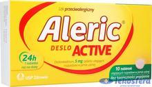 Aleric Deslo Active 5 mg, tabletki, 10 szt