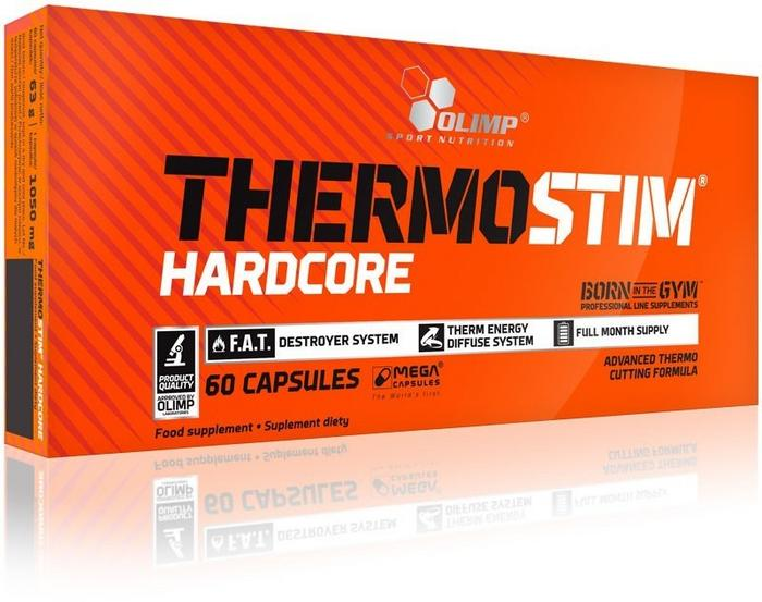 Olimp Thermo Stim 60 kaps.