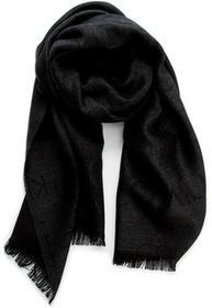 Calvin Klein Black Label Szal BLACK LABEL - Logo 2 Scarf K50K501349 001
