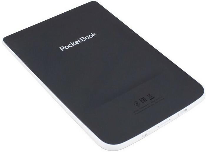 Pocketbook 614 Basic 3 biały + Etui na czytnik PB614W-2-D-WW