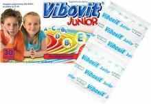 Polfa Vibovit Junior 30 szt.