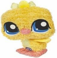 Hasbro Littlest Pet Shop Pluszowe Zwierzaki 94483