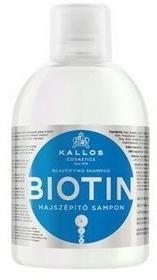 Kallos Biotin Upiększający szampon do włosów 1000ml 5998889514105