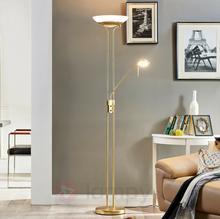 Lampenwelt ciemniana lampa oświetlająca sufit LED Yveta