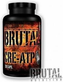 BioTech Brutal CRE-ATP 120 kaps