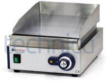 Hendi Płyta grillowa gładka 450x300x225 mm 2kW | , Blue Line HENDI-203125