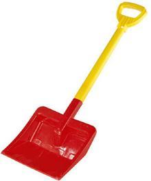 Rolly Toys Łopata do śniegu kolor czerwowo-żółty 379507