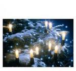 Osram Lampki choinkowe 15 lampek 12m 15x3W barwa ciepłobiała