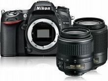 Nikon D7100 + 18-55 + 55-200 VR