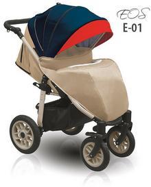 Camarelo Eos E-01 Granatowy