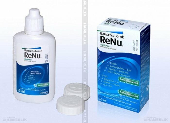 Bausch&Lomb ReNu MPS Multi-Purpose Solution 120 ml
