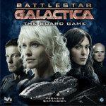 Fantasy Flight Games Battlestar Galactica : Pegasus Expansion 6781