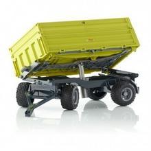 Bruder Top Profi - Traktor NEW HOLLAND z ładowarką 03021