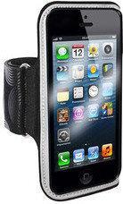 PURO Armband Sportowa opaska iPhone 5 (czarny) IPC5ARMBLK.