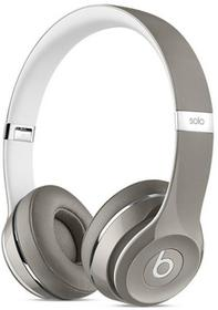 Beats by Dre Solo2 Luxe Edition srebrne