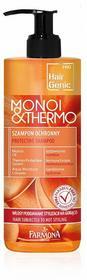 HAIR GENIC Szampon ochronny Monoi & Thermo 400ml