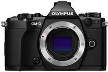 Olympus OM-D E-M5 Mark II + 12-40 kit 3D czarny