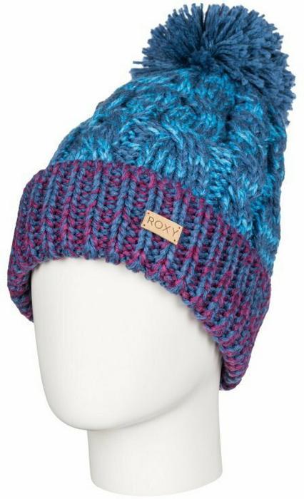 Roxy Czapka zimowa Torah Bright Beanie - Ensign Blue - Ceny i opinie ... 7d6084779b14