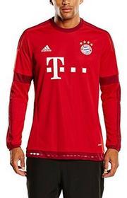 adidas Adidas Koszulka Piłkarska Chłopięca (Replika) Fc Bayern Monachium, Wersja Domowa, Czerwona (True Red/Craft Red), 176 Cm, S08605