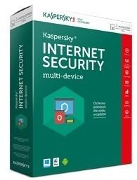 Kaspersky Internet Security multi-device (1 stan. / 1 rok) - Nowa licencja