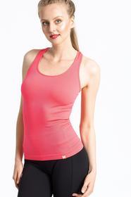 4F T-shirt - Top ostry różowy T4L16.TSD004