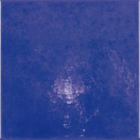 TubądzinMajolika Płytka ścienna 20x20 Niebieski 15 Poler