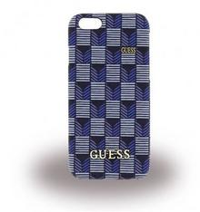 Guess ETUI IPHONE 6/6S JET SET HARD BLUE GUHCP6JSBL