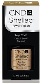 CND Shellac Power Polish Top Coat 7,3ml #40401