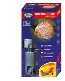 Aqua Nova Filtr Wewnętrzny Do Akwarium 800L/H