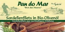 Pan Do Mar PEREZ ANCHOIS (SARDELE) 50G W OLIWIE Z OLIWEK 8412439287006