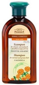 Green Pharmacy Hair Care Calendula szampon do włosów normalnych i przetłuszczają