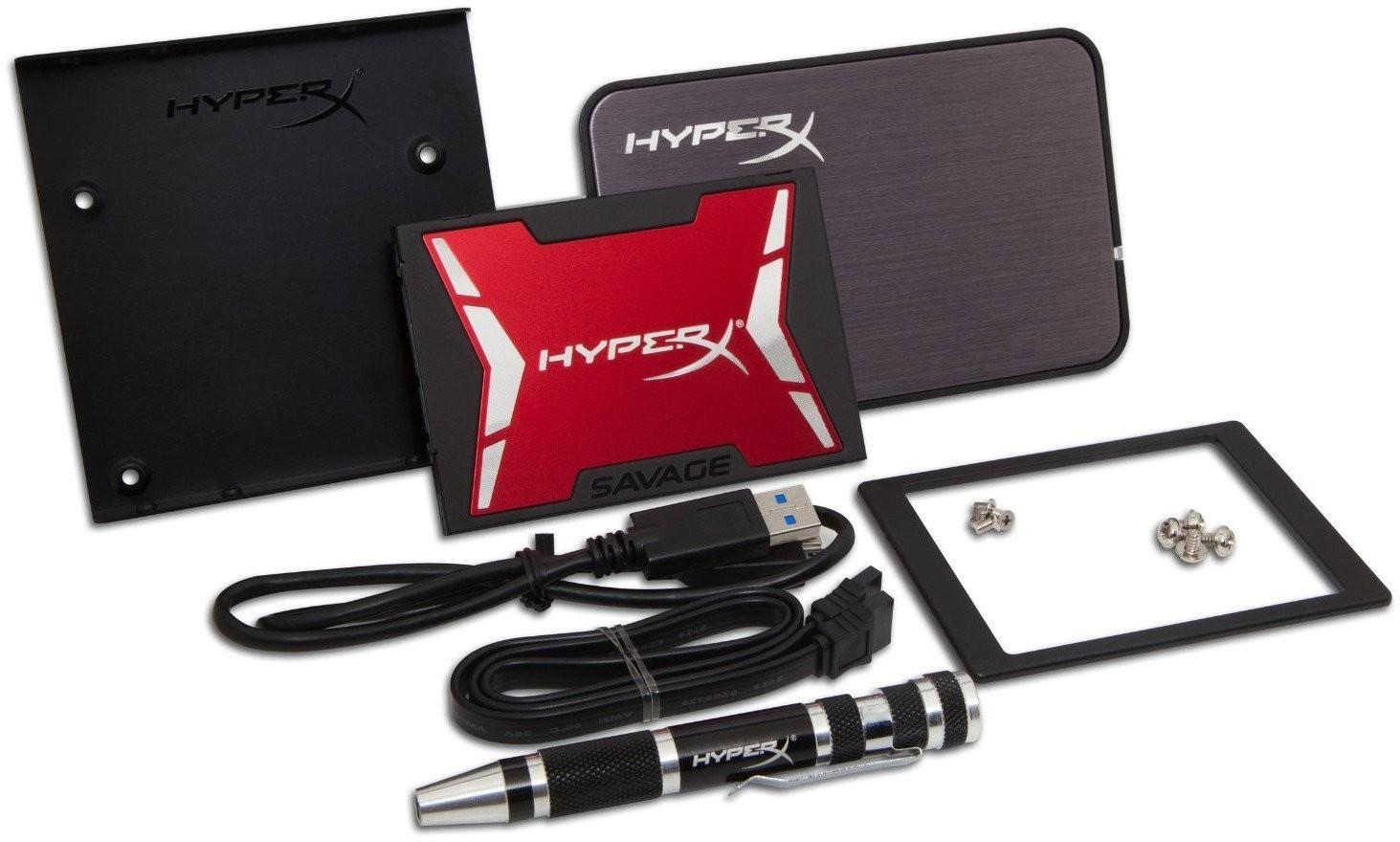 Kingston HyperX Savage 960GB SHSS3B7A/960G