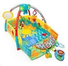 Bright Starts Mata edukacyjna dla dzieci Sunny Safari™
