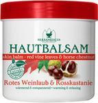 Herbamedicus Maści Ziołowe - Balsam z wyciągiem z kasztanowca i liści czerwonych winogron 250ml