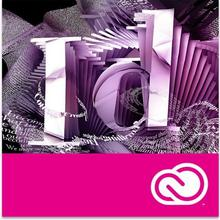 Adobe InDesign CC for Teams (1 rok) - Nowa licencja GOV
