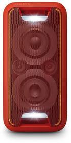 Sony GTK-XB5 czerwony