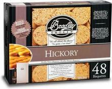 Bradley Smoker Brykiety a - Hickory BTHC48