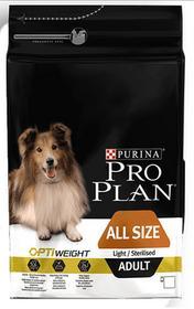 Purina Pro Plan All Size Light&Sterilised Adult Optiweight 14 kg