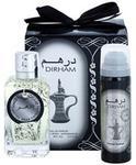 Dirham Dirham woda perfumowana 100 ml + dezodorant w sprayu 50 ml