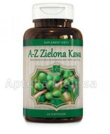 A-Z Medica A-Z ZIELONA KAWA - 60 kaps. 6157051