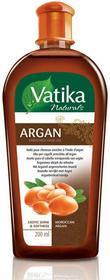 Dabur Argan Enriched Hair Oil Olejek do włosów z olejkiem arganowym, 200ml ml