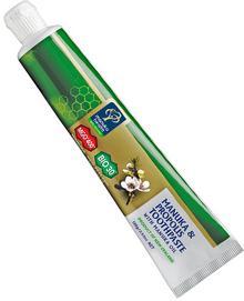 Manuka Health New Zealand HEALTH NEW ZEALAND Pasta do zębów z Miodem MGO 400+, Propolisem BIO 30 i Olejkiem 100 ml)