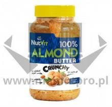 Ostrovit NutVit 100% Almond Butter Crunchy - 500g 2048
