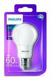 Philips ŻARÓWKA LED E27 8W 230V BARWA CIEPŁA 929001234301