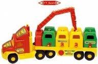 Wader Super Truck śmieciarka 36530