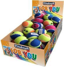 Vitakraft Zabawka dla psa For You Piłka tenisowa 1szt