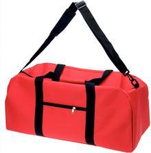 producent niezdefiniowany Torba sportowa treningowa podróżna na ramię 48 l 8711295264207-czerwon