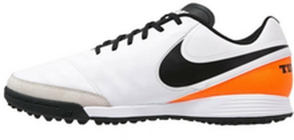 NikeTiempo Genio II Leather TF 819216-108 biały
