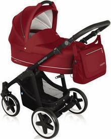 Baby Design Lupo Comfort 2w1 Dark Red