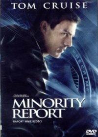 Raport mniejszości (Minority Report) [DVD]